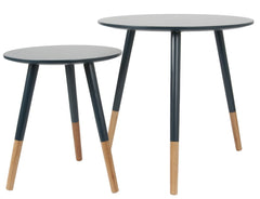 Anette Nest of Tables - Blue