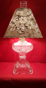 Clear Oil Lamp