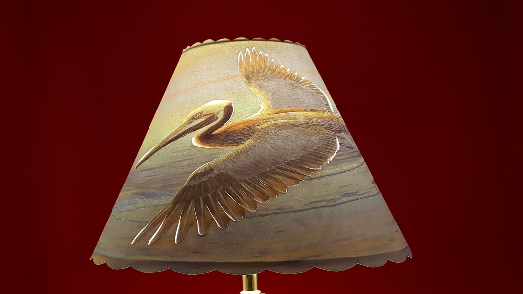 Pelican Lamp Shade