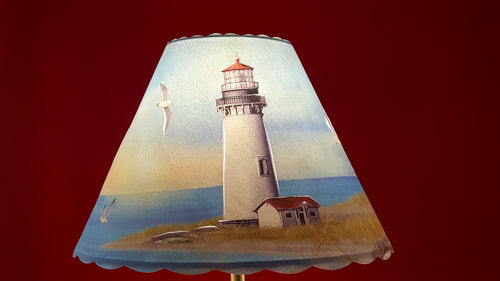 White Lighthouse Shade