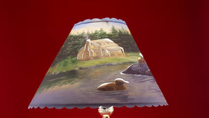 Loon Lamp Shade