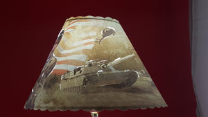 Army Lamp Shade