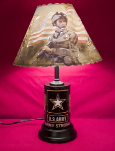Army Lamp