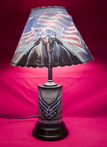 Airforce Lamp