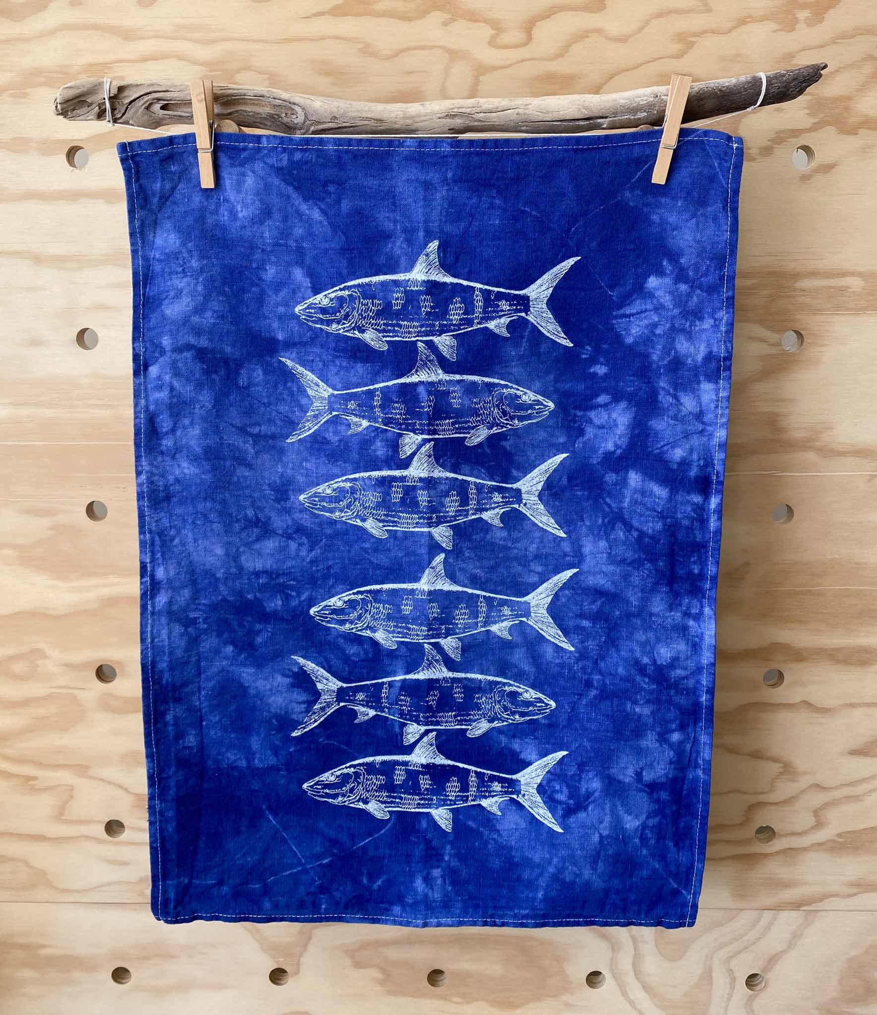T-Towel: Bonefish