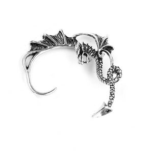 Dragon Ear Cuff Ancient Earring