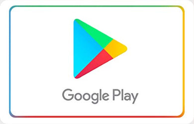 Google Play gift code - give the gift of games, apps and more (Email Delivery - UK Only)