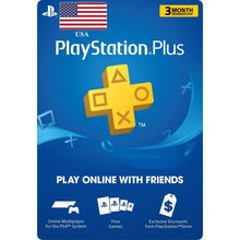 PlayStation Plus Membership - USA