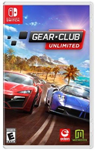 Gear.Club Unlimited - Nintendo Switch