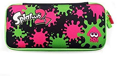 HORI Splatoon 2 Hard Pouch Officially Licensed - Nintendo Switch