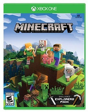 Minecraft Explorer's Pack – Xbox One