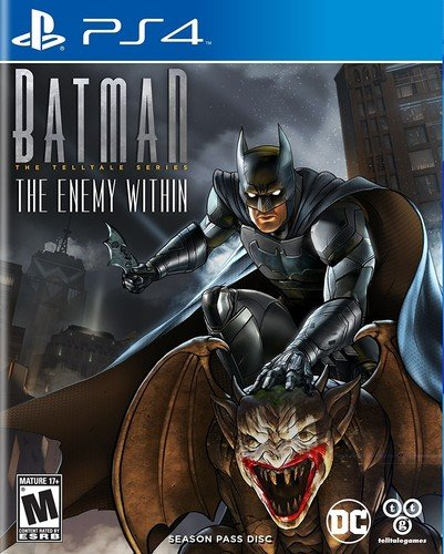 Batman The Enemy Within - PlayStation 4