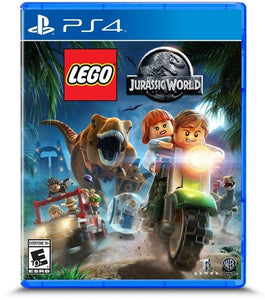 LEGO Jurassic World - PlayStation 4 Standard Edition