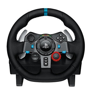 Logitech Driving Force G29 Racing Wheel for PlayStation 4 and PlayStation 3