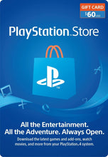 PlayStation Network Card - Canada