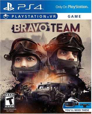 Bravo Team - PlayStation VR