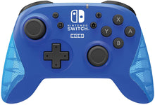 Nintendo Switch Wireless HORIPAD (Blue) by HORI - Officially Licensed by Nintendo