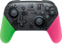Nintendo Switch Pro Controller - Splatoon 2 Edition