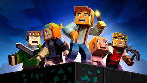 Minecraft Story Mode - The Complete Adventure - PlayStation 4