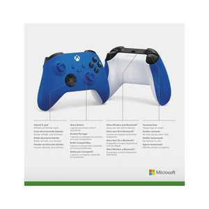 Xbox Wireless Core Controller - Shock Blue