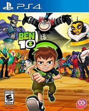 Ben 10 - PlayStation 4