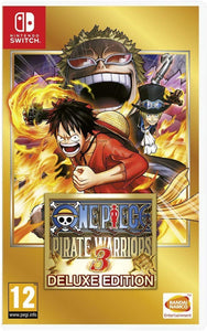 One Piece Pirate Warriors 3 Deluxe Edition - Nintendo Switch