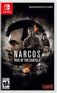Narcos - Rise of The Cartels - Nintendo Switch