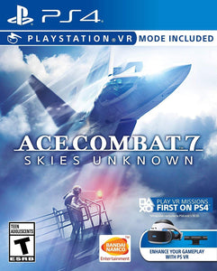 Ace Combat 7 Skies Unknown - PlayStation 4