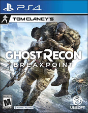 Tom Clancy's Ghost Recon Breakpoint Arabic  - PlayStation 4