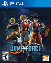 Jump Force: Standard Edition - PlayStation 4