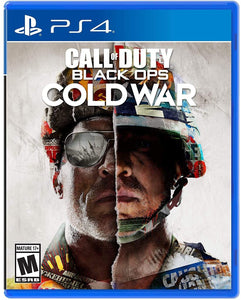 Call of Duty: Black Ops Cold War - PlayStation 4