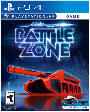 Battlezone - PlayStation VR