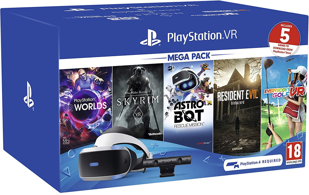 PlayStation VR Mega Pack - PlayStation 4