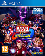 Marvel Vs Capcom Infinite - PlayStation 4