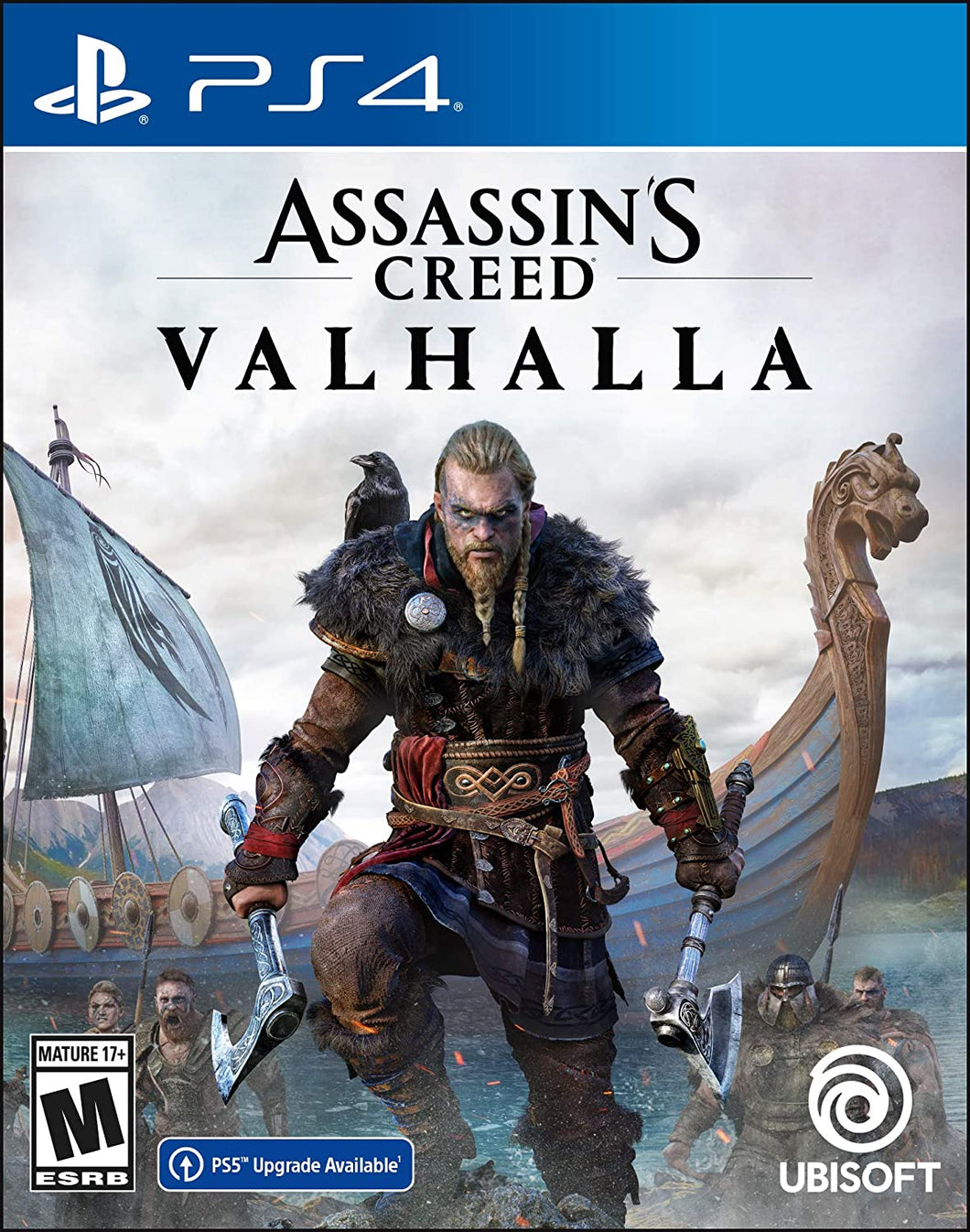 Assassin's Creed Valhalla PlayStation 4
