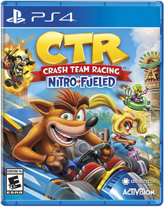 Crash Team Racing - Nitro Fueled - PlayStation 4