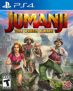 Jumanji: The Video Game - PlayStation 4