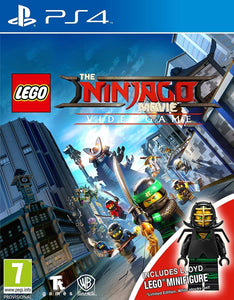 Lego The Ninjago Movie Videogame Toy Edition - PlayStation 4