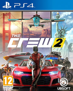 The Crew 2 - PlayStation 4 - Arabic Edition