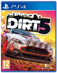 Dirt 5 - PlayStation 4