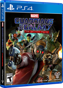 Marvel's Guardians of the Galaxy: The Telltale Series - PlayStation 4