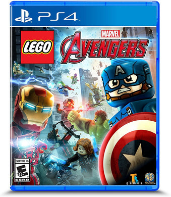 LEGO Marvel's Avengers - PlayStation 4