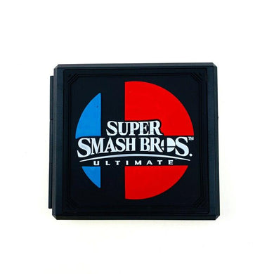 Premium Game Card Case for Nintendo Switch Stores 12 game cards Red Color (Super Smash Bros Edition) by PowerA 2017