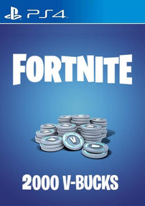 Fortnite 2000 V-Bucks - USA