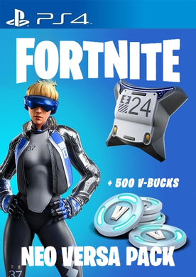 Fortnite Versa Pack + 500 V Bucks - USA
