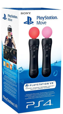 Sony PlayStation Move Motion Controller - Twin Pack (PS4/PSVR)