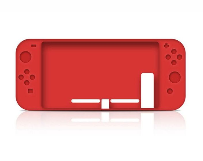 Silicone Protective Cover Shell for Nintendo Switch Ultra Thin Case Cover For Nintendo Switch