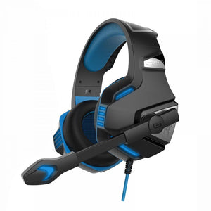 KOTION EACH G7500 Stereo Gaming Headset With Mic LED Lights Gamer Micropho I2F2