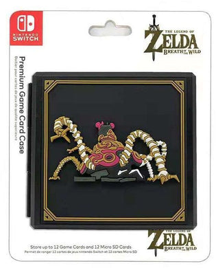 Nintendo Switch Premium Game Card Case -ZELDA(Nintendo Switch)