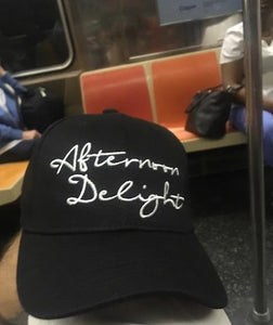 Afternoon Delight Logo Hat - Afternoon Delight NYC